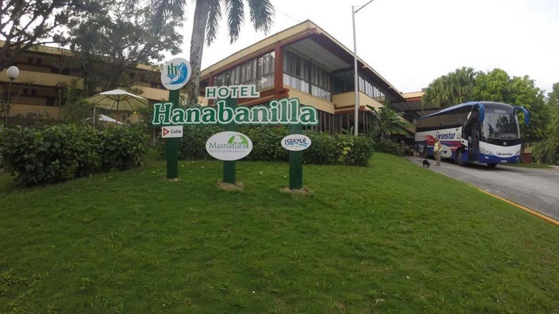 Hanabanilla Hotel